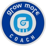 richa sharma life coach grow more badge